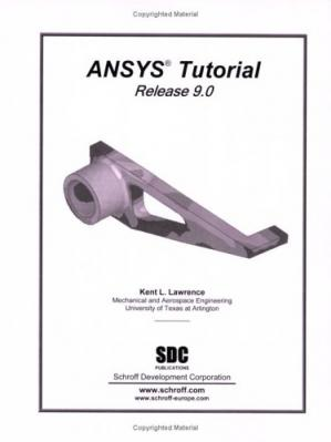 Book cover ANSYS Tutorial Release 9