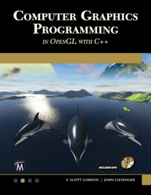 Book cover Computer Graphics Programming in OpenGL Using C++