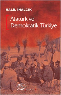 Sampul buku Ataturk ve Demokratik Turkiye
