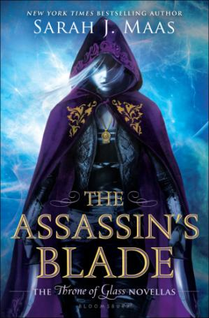 Book cover The Assassin's Blade