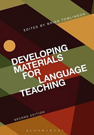Book cover Developing Materials for Language Teaching