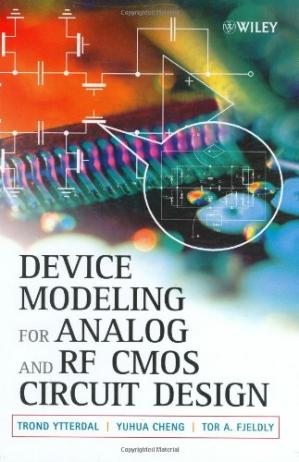 Book cover Device Modeling for Analog and RF CMOS Circuit Design