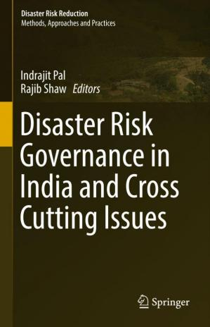 Copertina Disaster risk governance in India and cross cutting issues