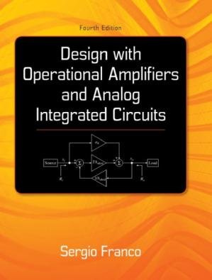 Book cover Design With Operational Amplifiers And Analog Integrated Circuits