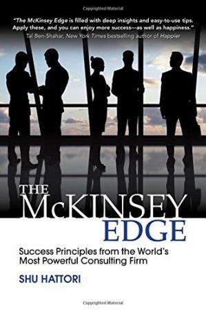 Copertina The McKinsey Edge: Success Principles from the World's Most Powerful Consulting Firm