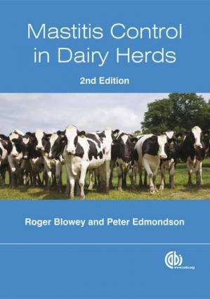 Couverture du livre Mastitis Control in Dairy Herds 2nd Edition (Cabi)
