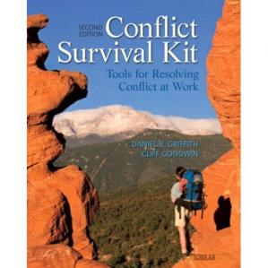 Copertina Conflict Survival Kit: Tools for Resolving Conflict at Work