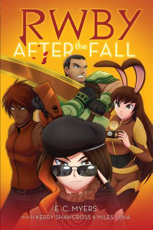 Book cover After the Fall