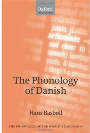 Book cover The Phonology of Danish