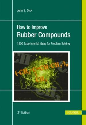 Обложка книги How to Improve Rubber Compounds. 1500 Experimental Ideas for Problem Solving