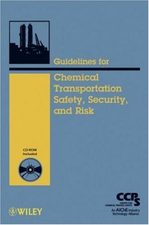 Buchdeckel Guidelines for Chemical Transportation Safety, Security, and Risk Management