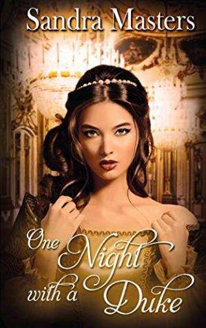 Book cover One Night with a Duke