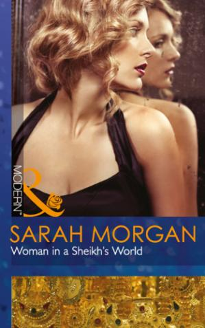 Book cover Woman in a Sheikh's World
