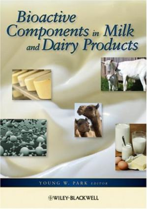 Couverture du livre Bioactive Components in Milk and Dairy Products