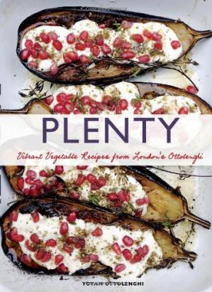 Sampul buku Plenty: Vibrant Recipes from London's Ottolenghi