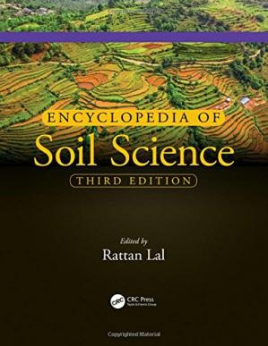 书籍封面 Encyclopedia of Soil Science