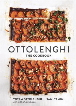 Book cover Ottolenghi The Cookbook
