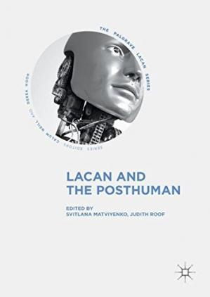 Book cover Lacan and the Posthuman