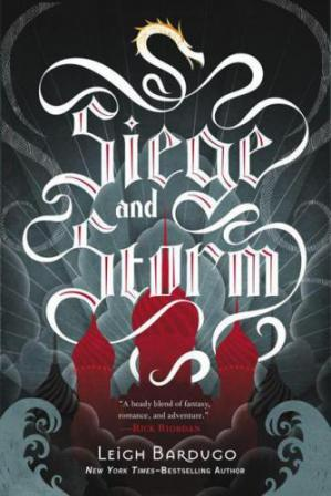 Book cover Siege and Storm