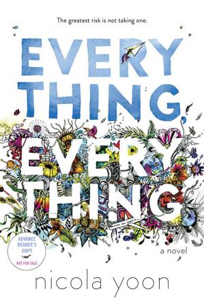 Book cover Everything, Everything