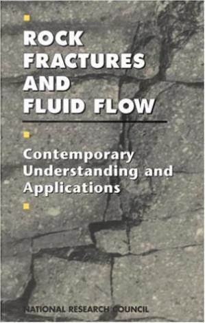 Sampul buku Rock fractures and fluid flow: contemporary understanding and applications