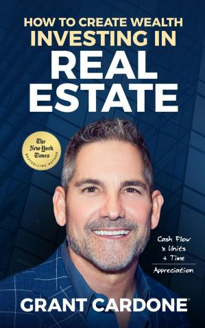 Book cover How To Create Wealth Investing In Real Estate