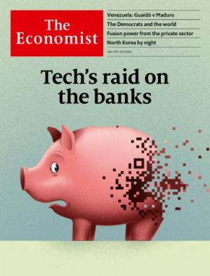 Book cover The Economist (May 4th 2019)