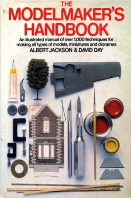 বইয়ের কভার The Modelmaker's Handbook