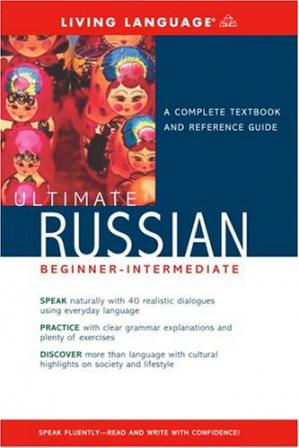 Sampul buku Ultimate Russian Beginner-Intermediate