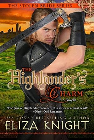 Book cover The Highlander's Charm