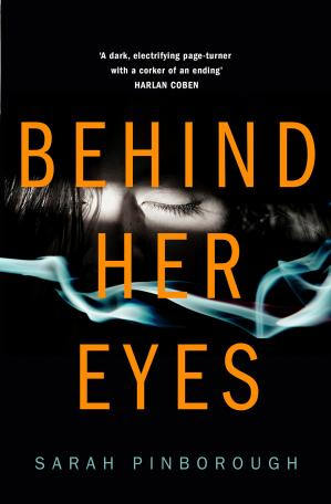 বইয়ের কভার Behind Her Eyes