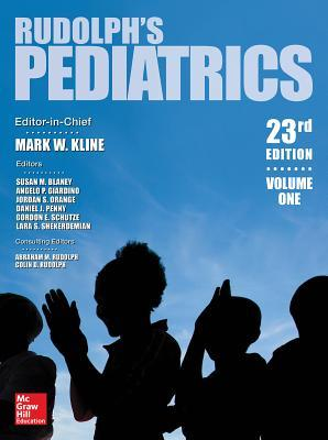 Book cover Rudolph's Pediatrics
