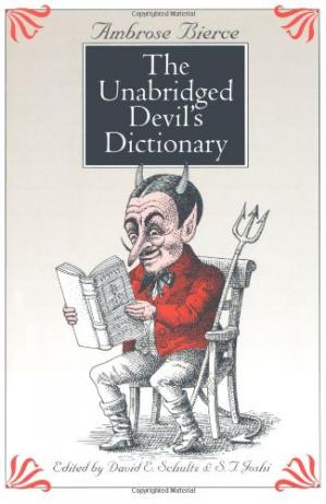 Book cover The Unabridged Devil's Dictionary