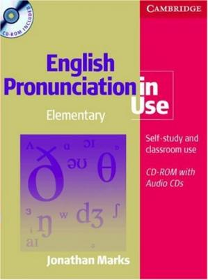 Book cover English Pronunciation in Use Elementary
