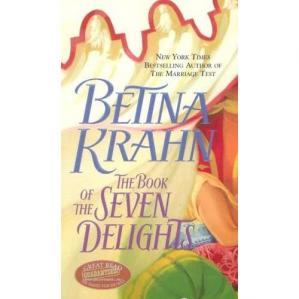 Book cover The Book of Seven Delights