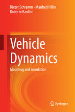 Book cover Vehicle Dynamics: Modeling and Simulation
