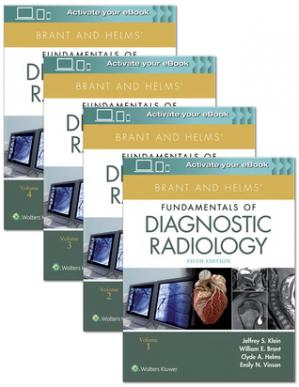 Portada del libro Brant and Helms' Fundamentals of Diagnostic Radiology