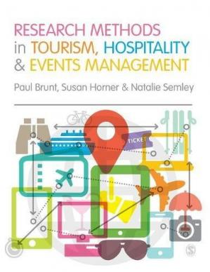 Book cover Research Methods in Tourism, Hospitality and Events Management