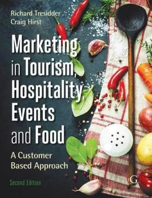 Book cover Marketing in Food, Hospitality, Tourism, and Food