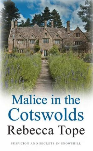 Book cover Malice in the Cotswolds