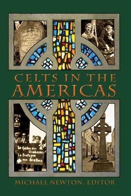 Buchdeckel Celts in the Americas