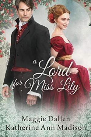 Book cover A Lord for Miss Lily