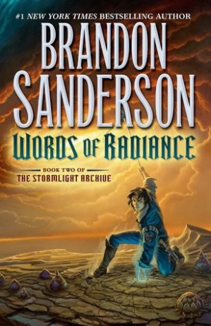 书籍封面 Words of Radiance