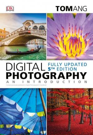 Book cover Digital Photography: An Introduction, 5th Edition