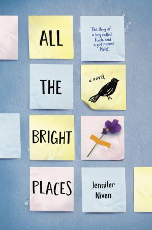 Book cover All the Bright Places