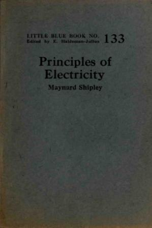Book cover Principles of Electricity