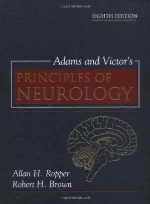 表紙 Adams and Victor's Principles of Neurology