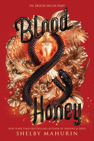 Book cover Blood & Honey