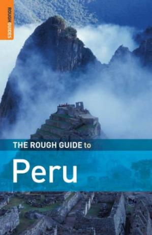 Buchdeckel The Rough Guide to Peru 6 (Rough Guide Travel Guides)