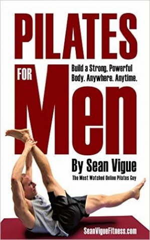 表紙 Pilates for Men